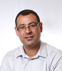 Nizar Mishael, Guide-In-Medical's CPA, MBA – CFO